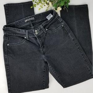 LEVI'S 529 CURVY STRAIGHT woman's jeans